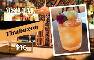Fashion Week Cocktail Tirabuzon
